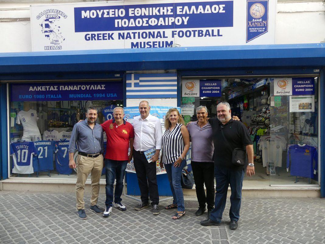 Διγαλάκης: Το Μουσείο της Εθνικής Ελλάδος αξίζει έναν καλύτερο χώρο στα Χανιά